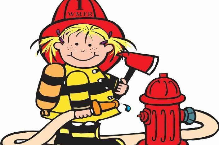 Эмблема пожарника в картинках